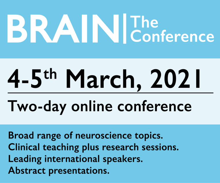 Brain Conference Banner 2021